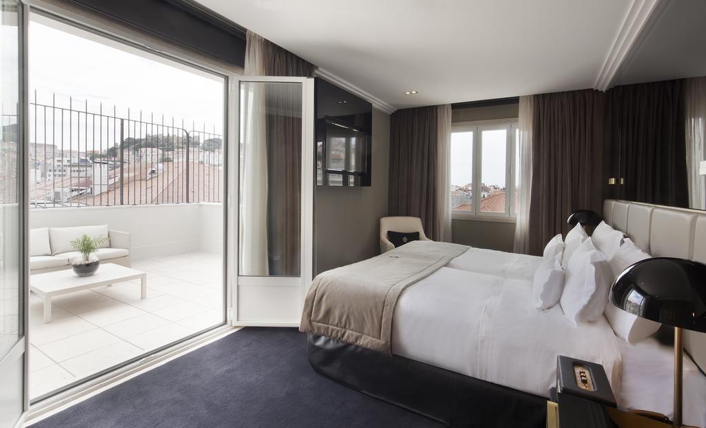 Hotel Romantique Altis Avenida Lisbonne chambre