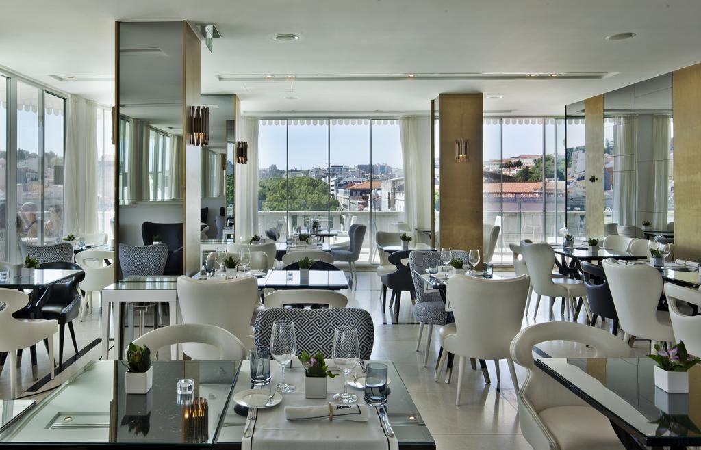 Hotel Romantique Altis Avenida Lisbonne restaurant