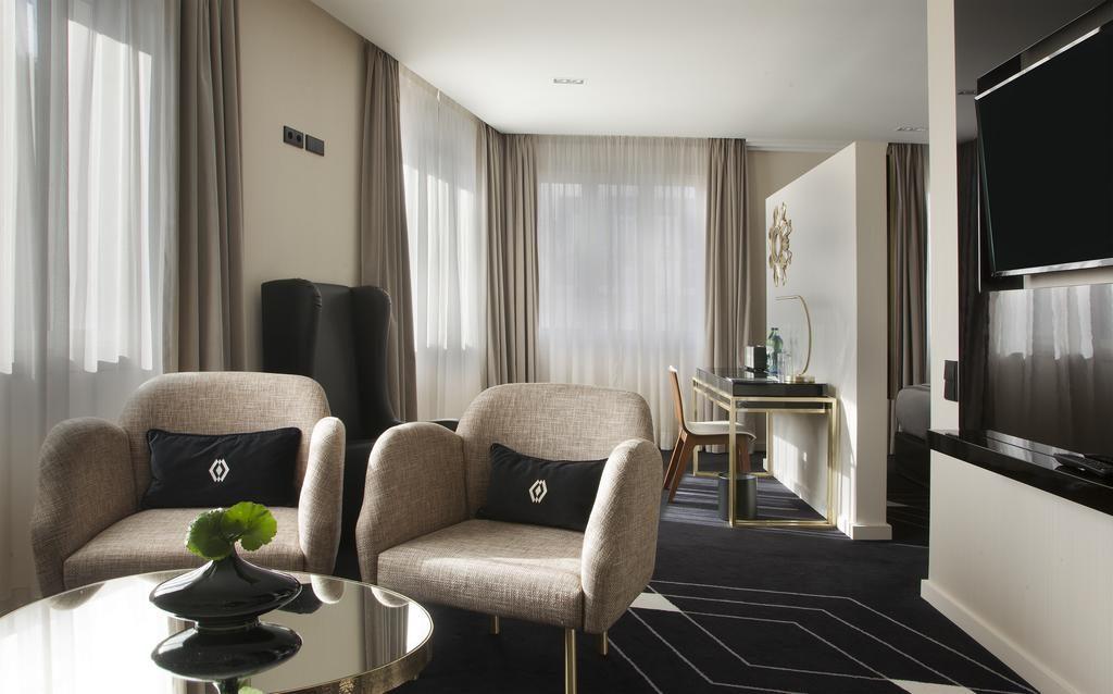 Hotel Romantique Altis Avenida Lisbonne salon