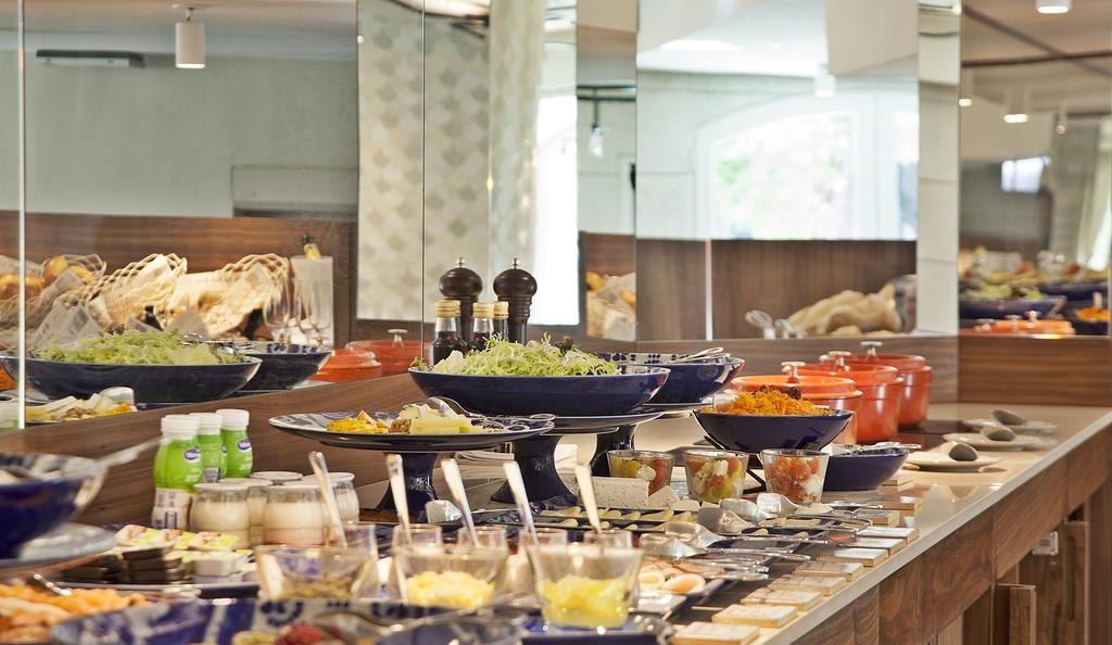 Hotel Romantique Corpo Santo Lisbonne dejeuner