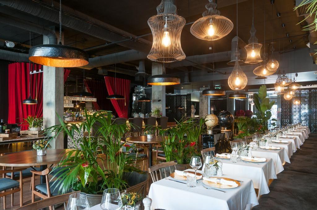 Hotel Romantique Fontecruz Lisbonne restaurant