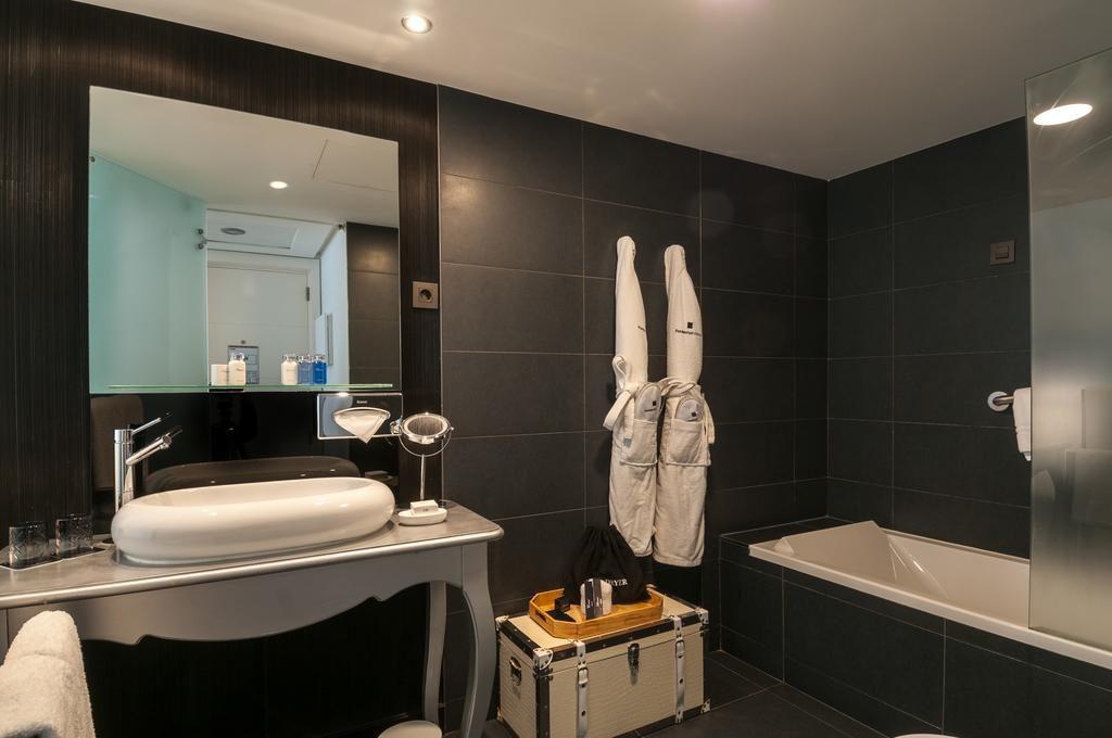 Hotel Romantique Fontecruz Lisbonne salle de bain