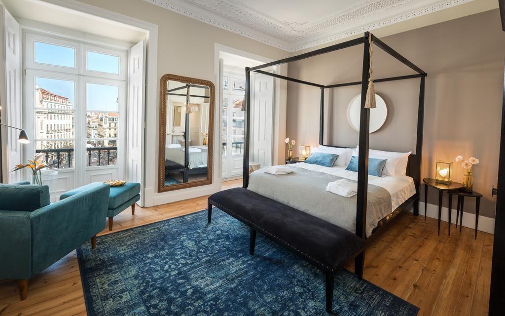 Hotel Romantique Le Consulat Lisbonne Chambre
