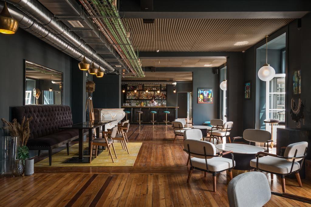 Hotel Romantique Le Consulat Lisbonne bar