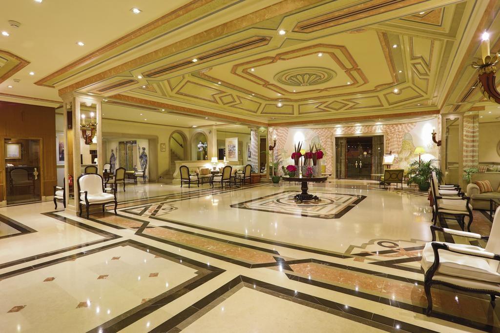 Hotel Romantique Olissippo Lisbonne hall