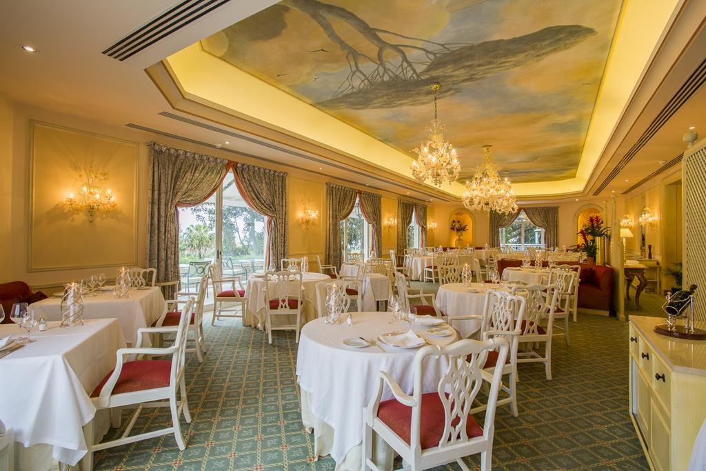 Hotel Romantique Olissippo Lisbonne restaurant