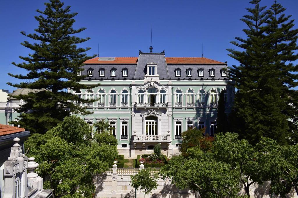 Hotel Romantique Pestana Palace Lisbonne extérieur
