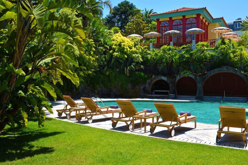 Hotel Romantique Pestana Palace Lisbonne piscine
