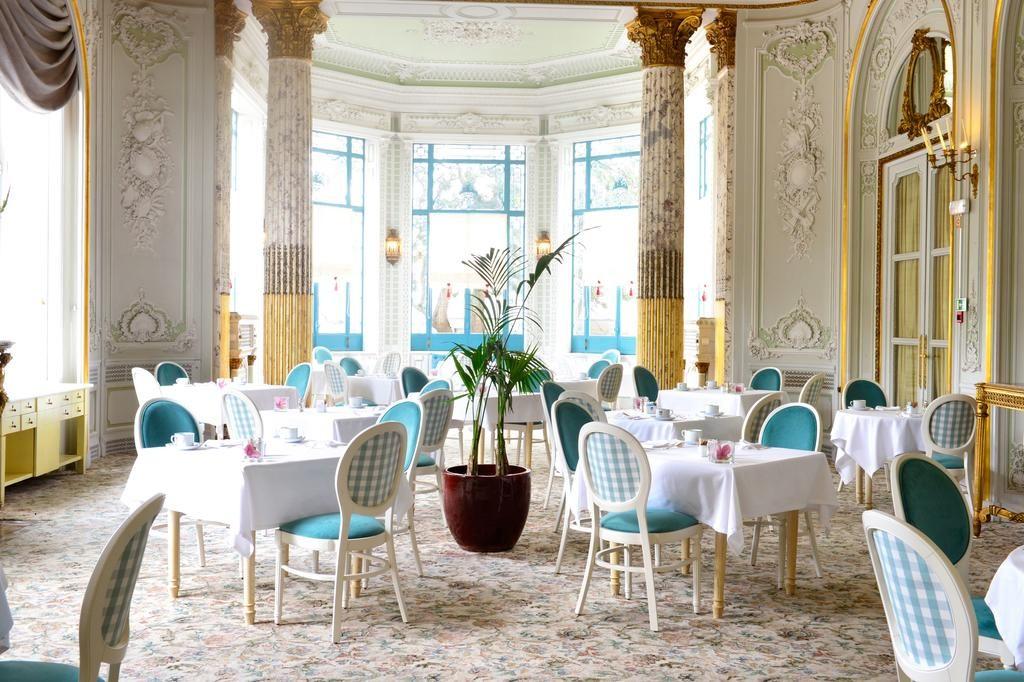 Hotel Romantique Pestana Palace Lisbonne restaurant