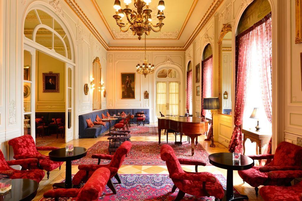 Hotel Romantique Pestana Palace Lisbonne salon