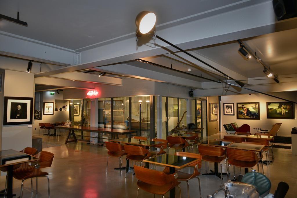 Hotel Romantique Raw Culture Lisbonne restaurant