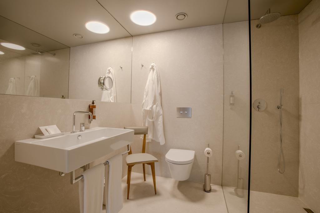 Hotel Romantique Raw Culture Lisbonne salle de bain