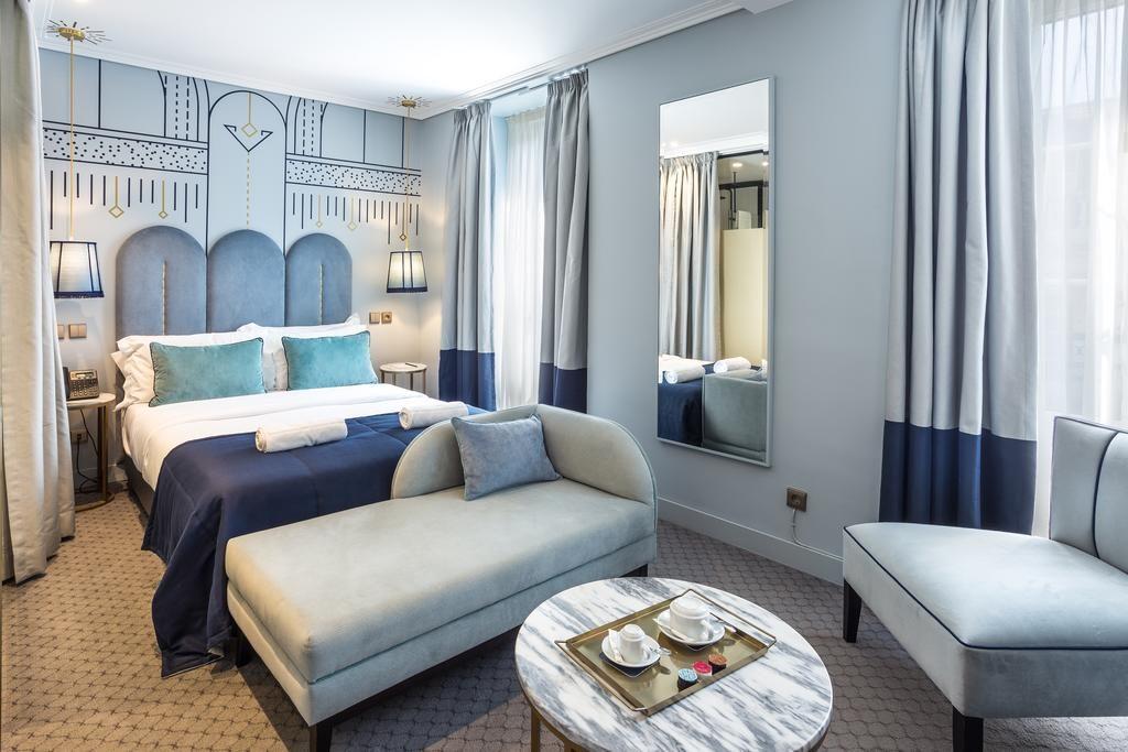 Hotel Romantique The Lift Lisbonne chambre