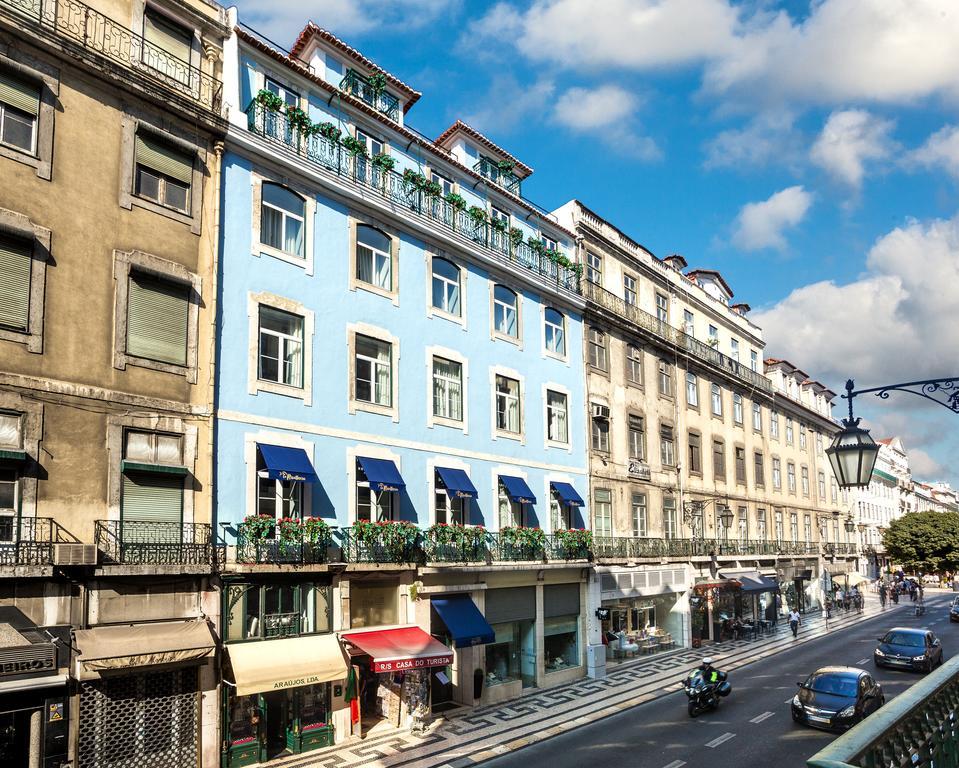 Hotel Romantique The Lift Lisbonne extérieur