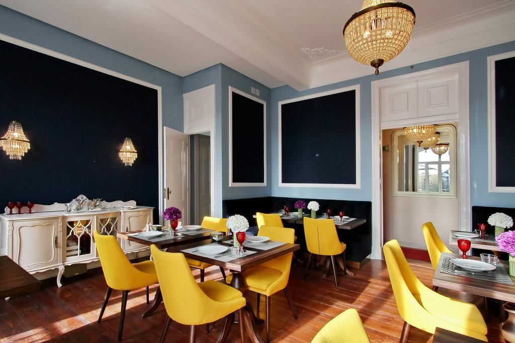 Hotel Romantique Torel palace Lisbonne restaurant