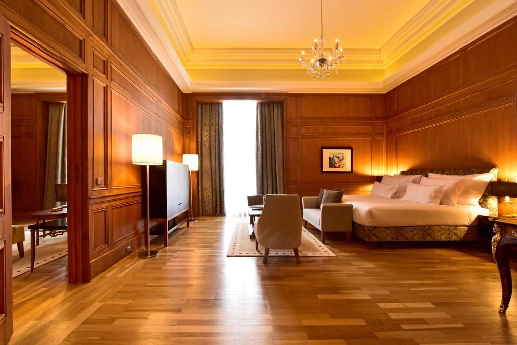 Hotel Romantique pousada Lisbonne chambre 1