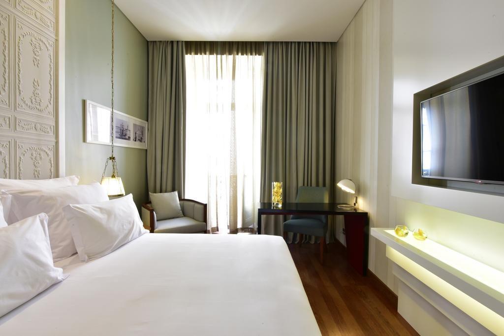 Hotel Romantique pousada Lisbonne chambre