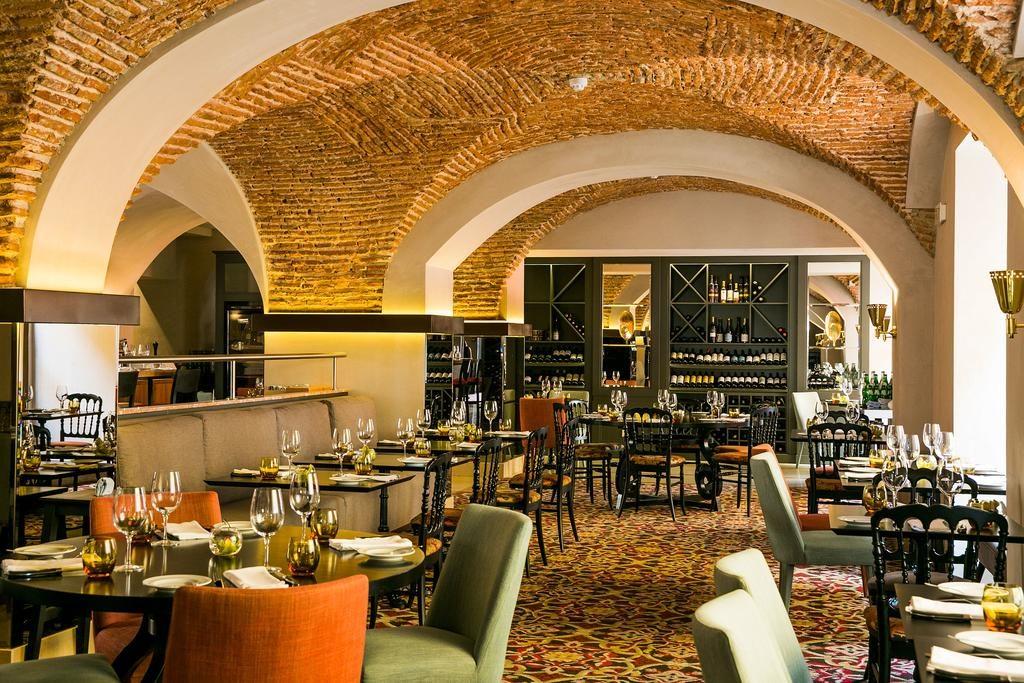Hotel Romantique pousada Lisbonne restaurant