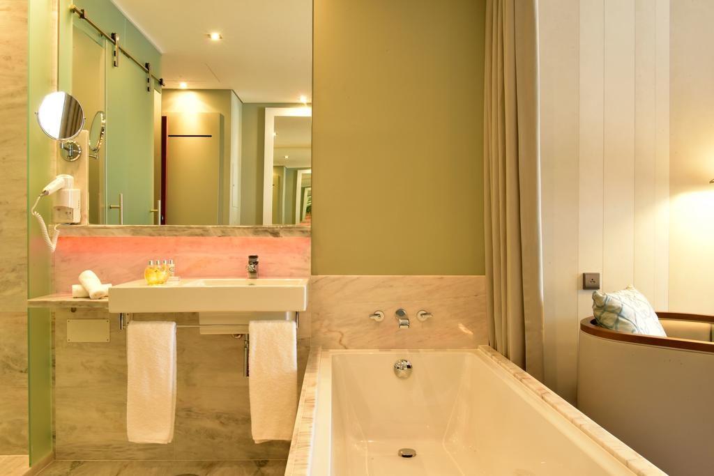 Hotel Romantique pousada Lisbonne salle de bain