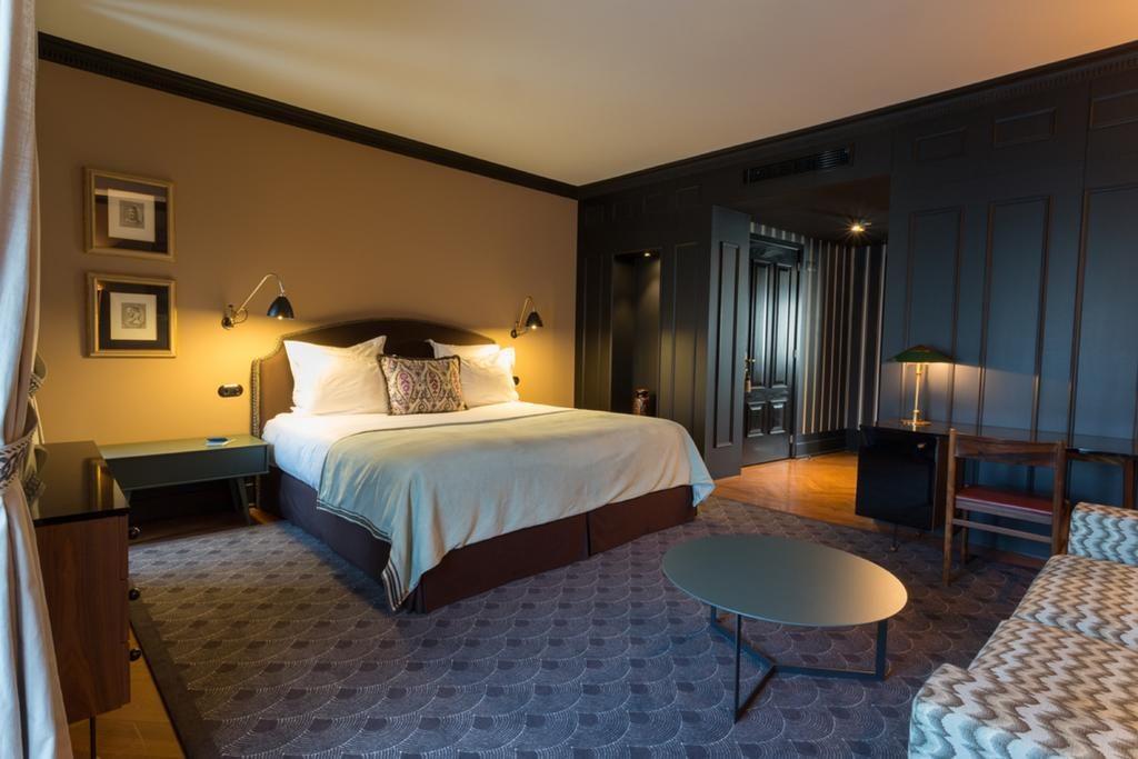 Hotel Romantique valverde Lisbonne chambre