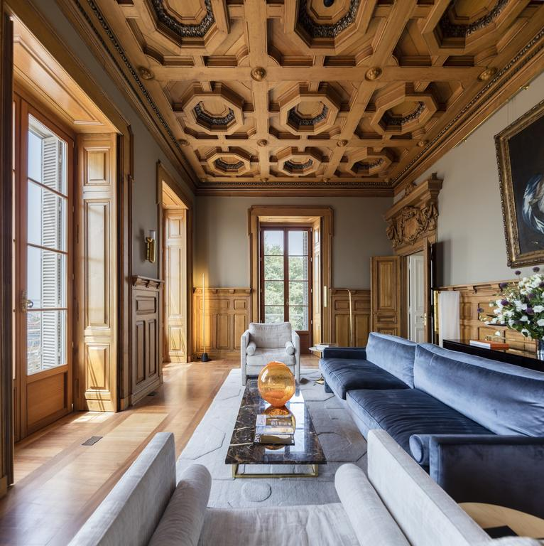 Hotel Verride palacio Santa Catarina Lisbonne salons