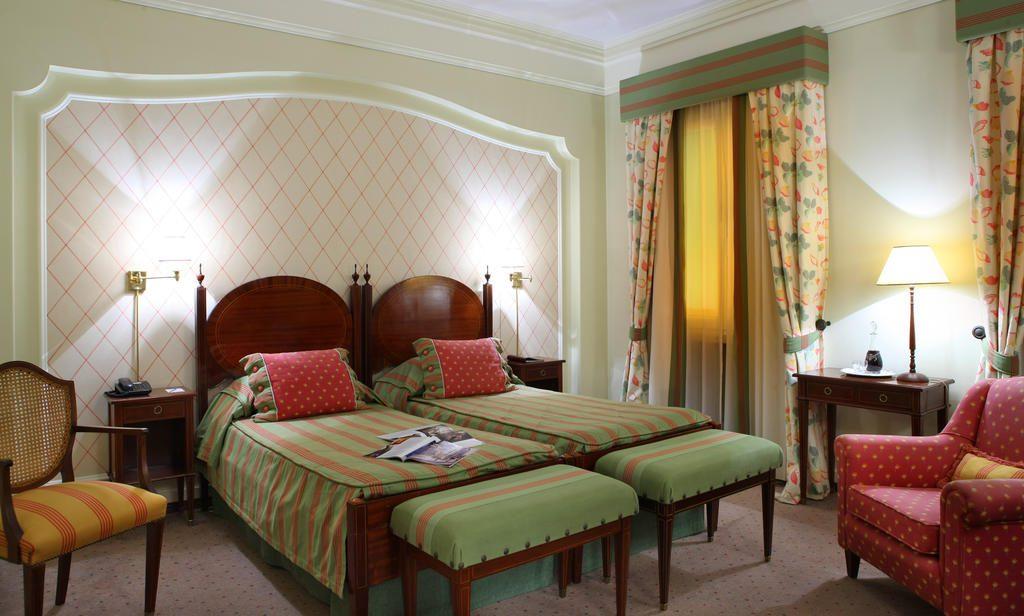 Hotel de charme As Janelas Verde Lisbonne chambre