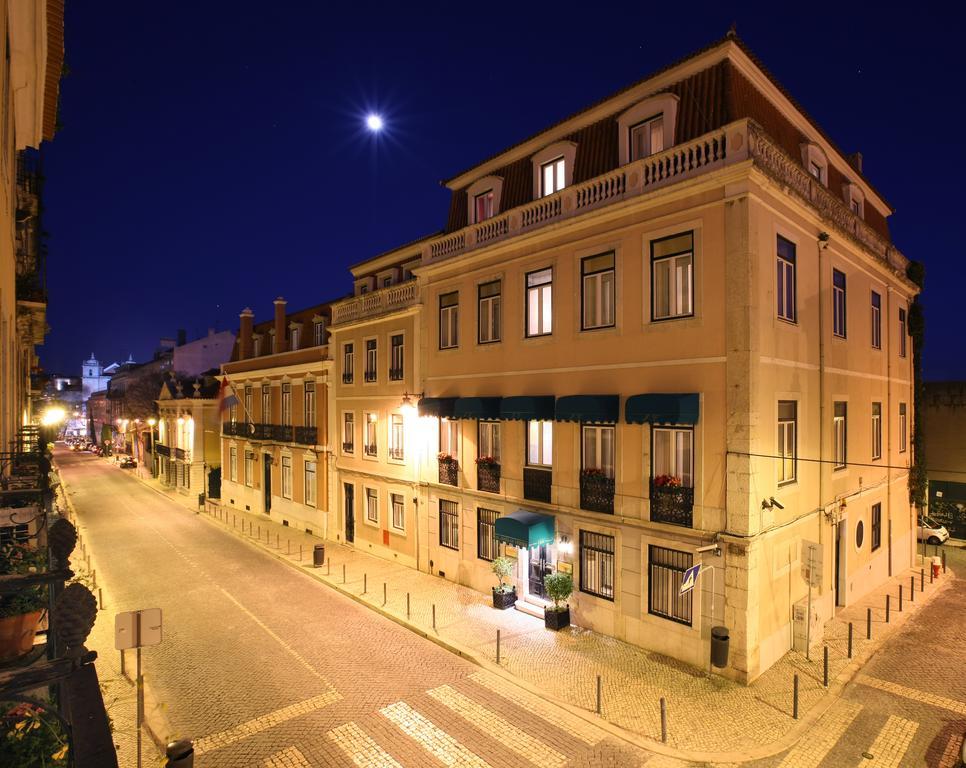 Hotel de charme As Janelas Verde Lisbonne extérieur