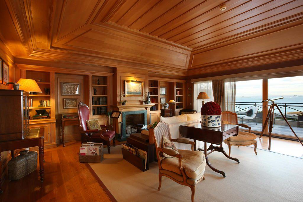 Hotel de charme As Janelas Verde Lisbonne salon