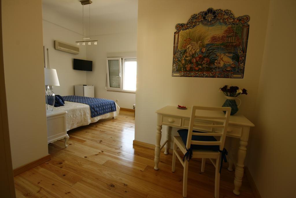 Hotel de charme Casa Belmonte Lisbonne chambre 1