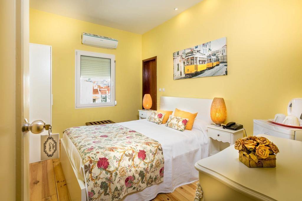 Hotel de charme Casa Belmonte Lisbonne chambre