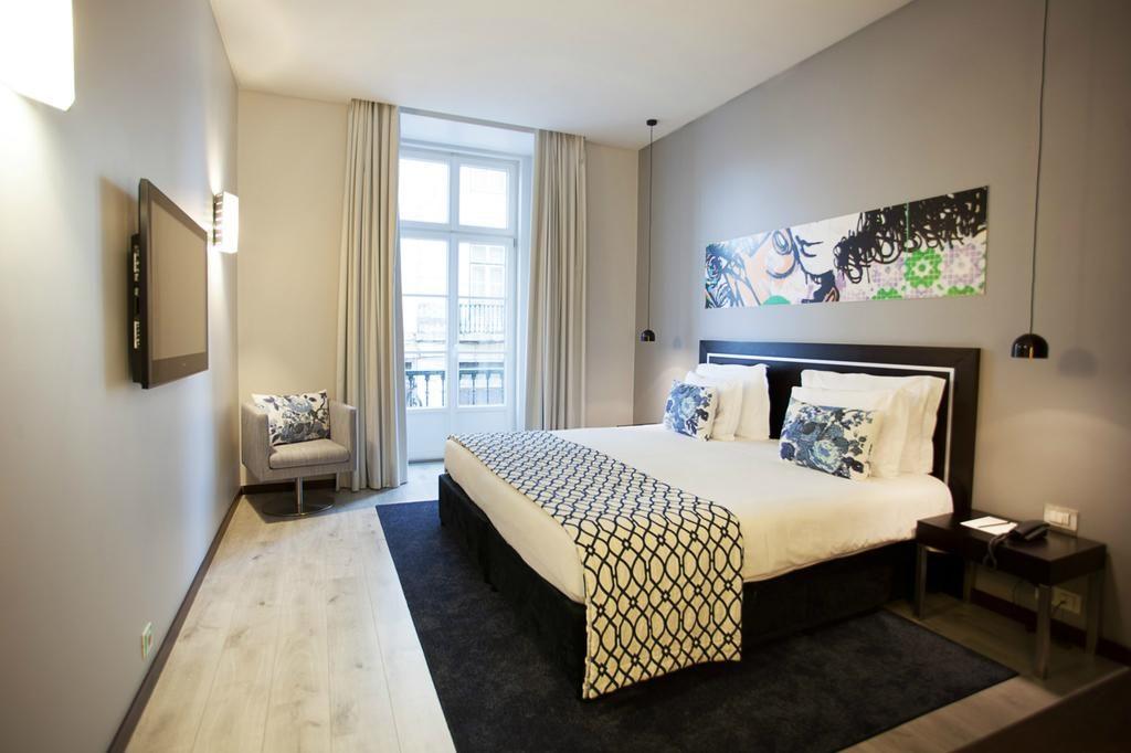 Hotel de charme Internacional Lisbonne chambre