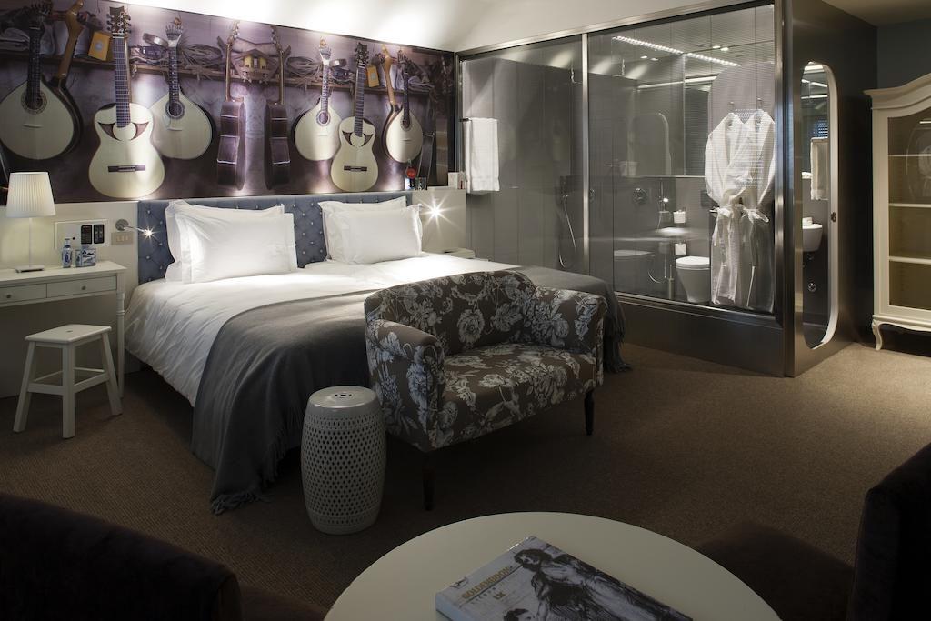 Hotel de charme Lx Boutique Lisbonne chambre 1