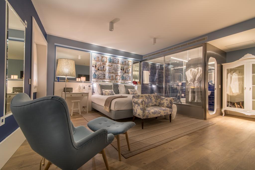 Hotel de charme Lx Boutique Lisbonne chambre
