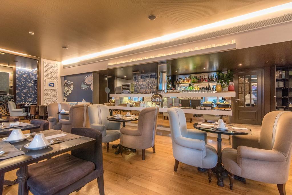 Hotel de charme Lx Boutique Lisbonne restaurant