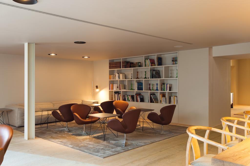 Hotel de charme Memmo Alfama Lisbonne salon