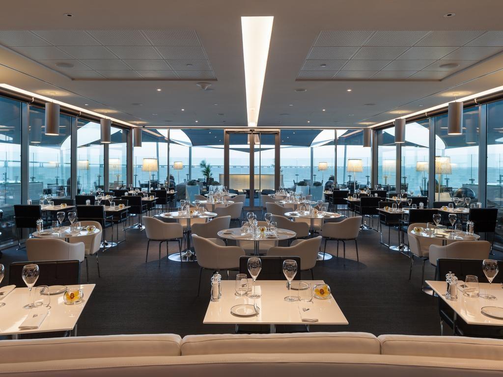 Hotel de charme Myriad Lisbonne restaurant