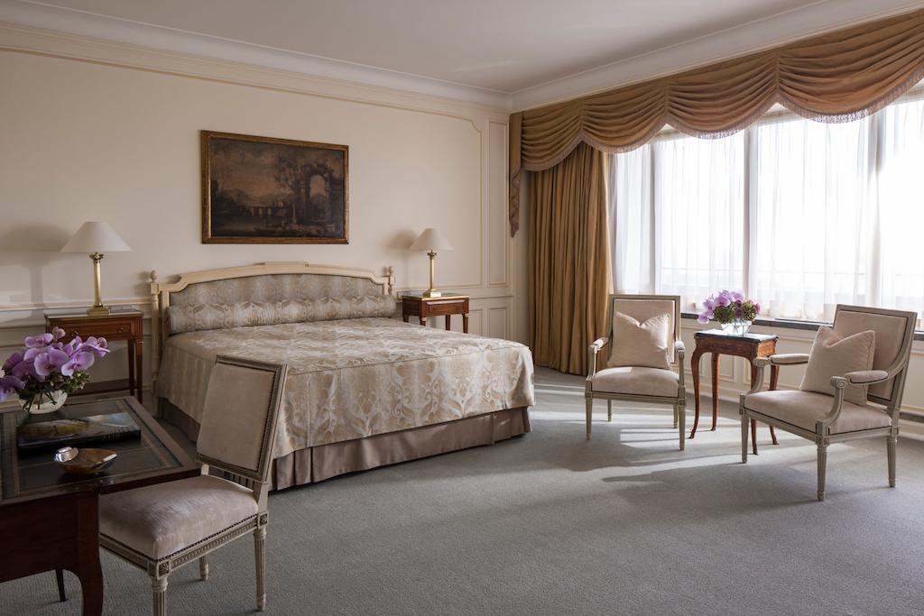 Hotel de charme Ritz Lisbonne chambre