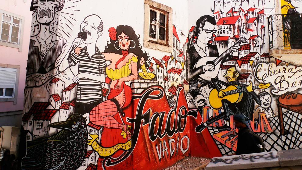 Fado à Lisbonne