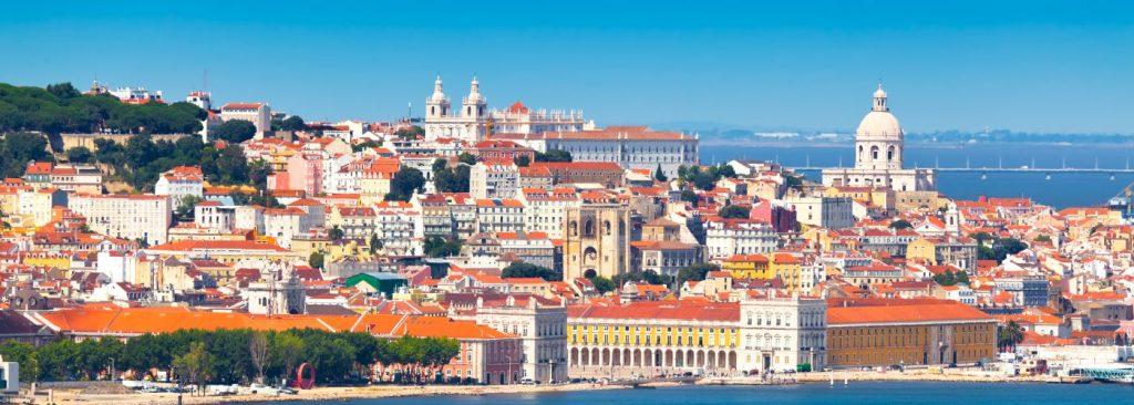 visita Lisbona città