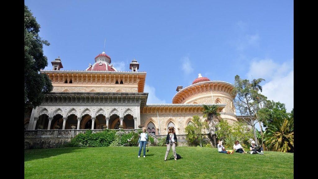 Visiter le palais Montserrat à Sintra