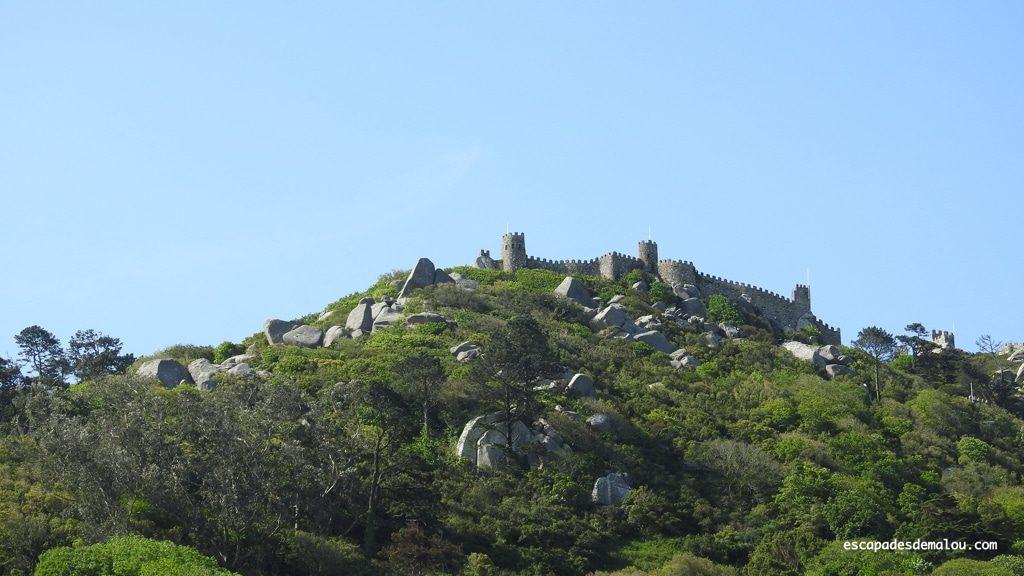 Visit Moors Castle Sintra