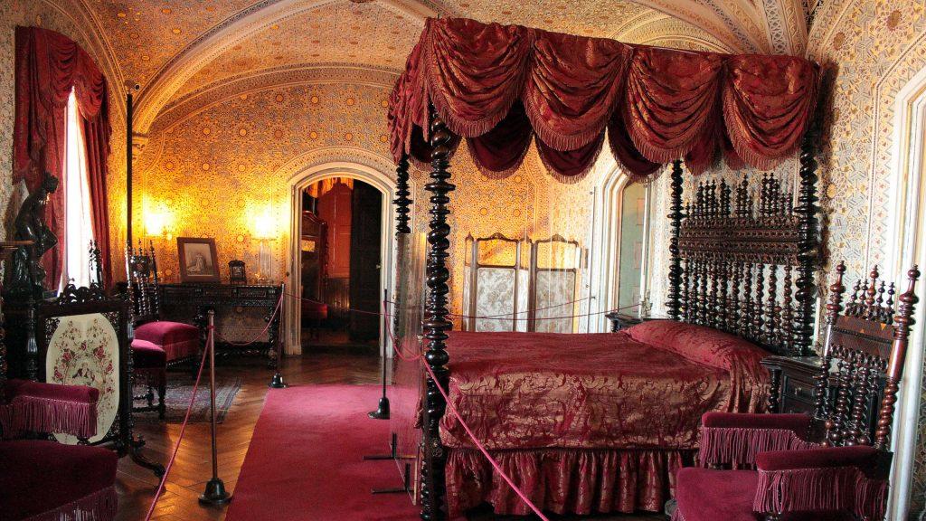visiter palacio pena sintra interior