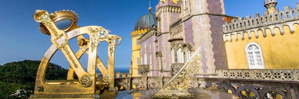 Palais Pena visiter la terrasse de la reine