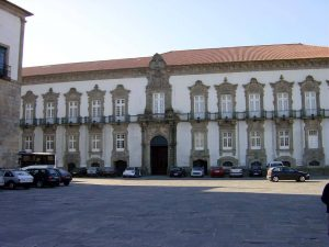 Episcopal Palast Braga