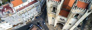 cathédrale Se Lisbonne Portugal