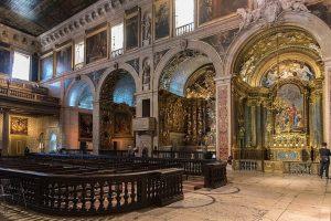 iglesia saint roch lisbon portugal