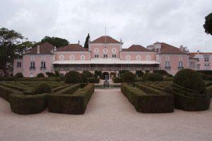 Palais national belem Lisbonne