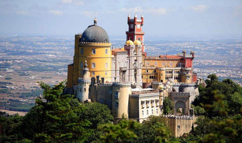Palacio Peña Sintra Portugal
