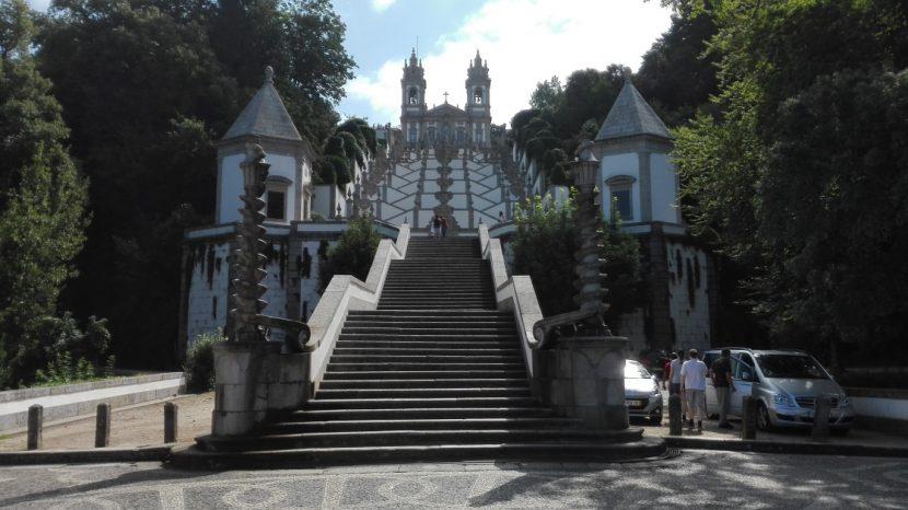 Santuario di Bom Jesus do Monte Braga