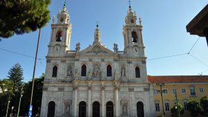 Basilika Estrela Lissabon Portugal